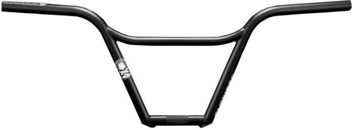 "Flat Black 9/"" Flybikes Fuego BMX Handlebar"